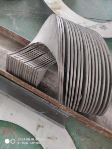 螺旋葉片激光切割大型螺旋葉片生產廠家