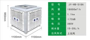 厂房水空调降温方案