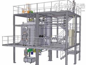 有机溶剂农药原药闭路循环盘式干燥机