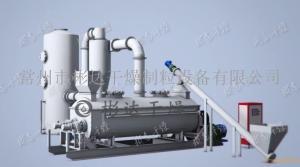 全碳钢KJG-65平方桨叶干燥机 彬达干燥专业生产
