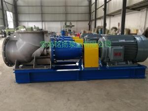 寶雞臥式鈦強制循環泵FJX200