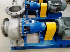 鈦混流泵鈦循環泵蒸發鈦循環泵HW200-8