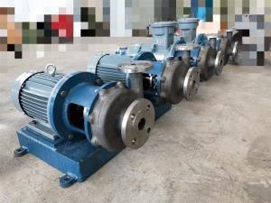 寶雞鈦出料泵CL40-32-160鈦母液泵