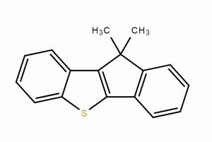 实验室现货供应 10,10-二甲基-10H-5-硫杂 - 茚并[2,1-A]茚  CAS:1346824-12-1