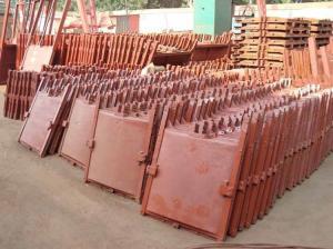 双向止水平面铸铁闸门  质量可靠 山西铸铁闸门厂家