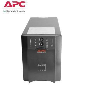 施耐德UPS电源 APC SUA1500ICH小功率UPS后备电源