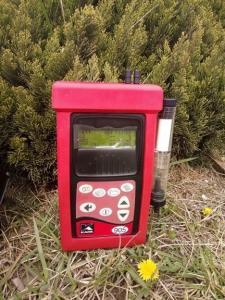 KM950中文界面的烟气分析仪 产品图片