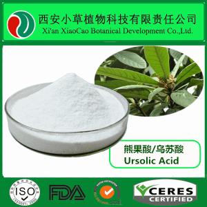 厂家供应高规格熊果酸 乌索酸98% 天然女贞提取 可定制
