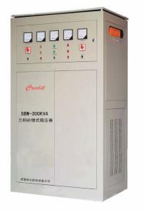 SBW-300KVA補償式電力穩壓器樂山廠家