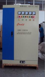 SBW-120KAV大功率補償式穩壓器