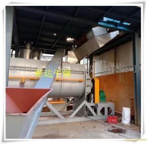 用于钢厂污泥干燥的桨叶干燥机已完成发货