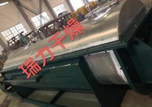 污泥空心浆叶碳化处理设备 污泥浆叶碳化机设备