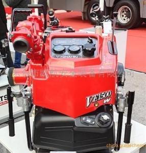 東發VE1500臥式手抬泵 消防車消防泵