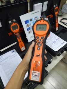 离子VOC气体检测仪PID检测原理