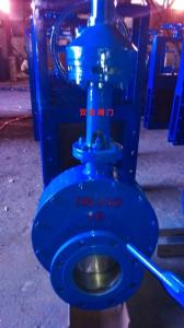 BZ643H氣動圓盤閥DN150-600