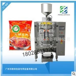 廠家生產  大袋液體醬料灌裝機   火鍋湯料調料包灌裝機