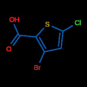 3-溴-5-氯噻吩-2-羧酸,CAS号:60729-38-6厂家现货直销产品