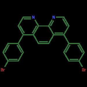 4,7-双(4-溴苯基)-1,10-菲咯啉