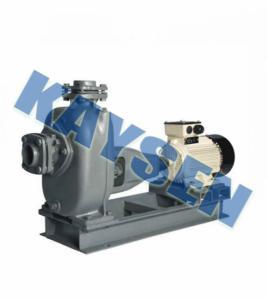 进口自吸污水泵(德国进口)自吸泵 产品图片