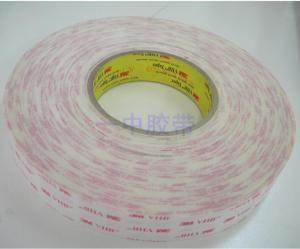 超低價供應3M4930 VHB泡棉雙面膠  厚度0.64mm 可以模切加工