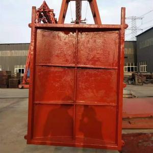 水工铸铁闸门厂家安装