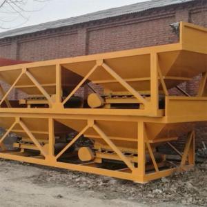 御天龙PLD800混凝土称重配料机的常见问题