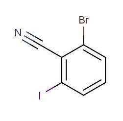 2-溴-6-碘苯腈  CAS号:1245648-93-4