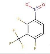 2,6-二氟-3-硝基三氟甲苯  CAS号:123973-36-4