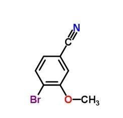 3-甲氧基-4-溴苯腈  CAS号:120315-65-3
