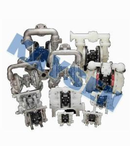 德国进口不锈钢气动隔膜泵(供应) 产品图片