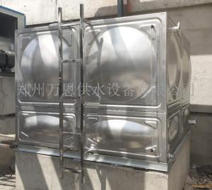 河南不銹鋼水箱,不銹鋼拼接水箱