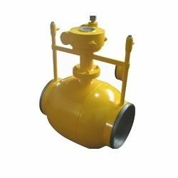 波昂型埋地式燃氣放散球閥