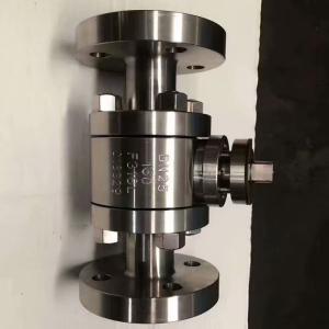 Q41W-150LBRL高溫鍛不銹鋼316L美標球閥