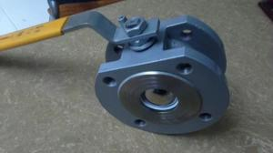 Q71F-25C鑄鋼意式超薄型球閥