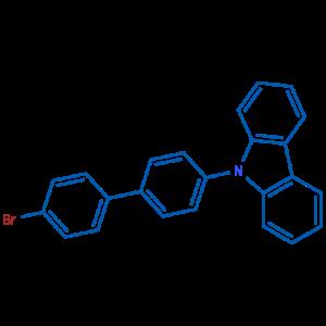 9-(4'-溴联苯-4-基)-9H-咔唑,CAS号:212385-73-4厂家现货直销产品