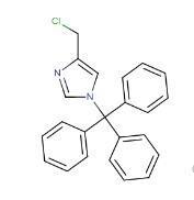 1-三苯甲基-4-氯甲基咪唑  CAS号:103057-10-9