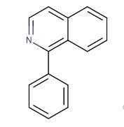 1-苯基异喹啉   CAS号:3297-72-1