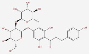 柚皮苷二氢查尔酮 18916-17-1标准品