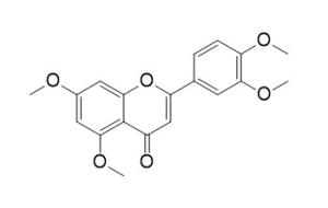 3',4',5,7-Tetramethoxyflavone/3',4',5,7-四甲氧基黄酮