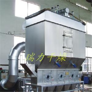 明矾沸腾干燥机 明矾干燥机设备