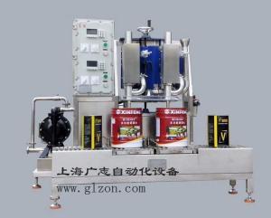固化剂自动灌装机 稀释剂灌装机