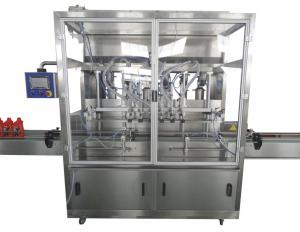 10-20升自动化蜂蜜灌装机加工生产线设备