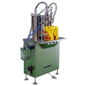 25升液体灌装机,聚乳酸胶粘剂称重式分装机