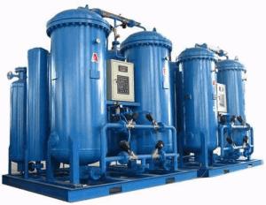 河南雙逸氣體變壓吸附工業環保制氧機PSA制氧設備裝置氣焊助燃