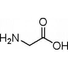 Glycine 甘氨酸, 生化级,≥98.5% 产品图片