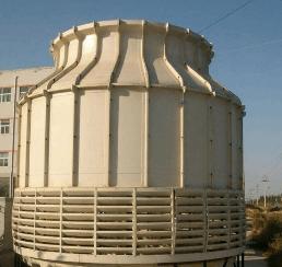 玻璃钢冷却塔技术