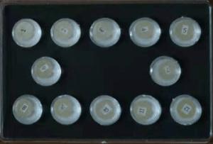 GSB04-3314-2016 银饰品标准样品产品图片