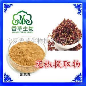 花椒提取物16:1 花椒粉 大椒浓缩粉100目 长期现货 产品图片