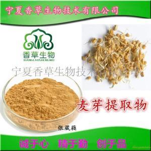 麦芽提取物 富硒麦芽速溶粉12:1 浓缩粉 宁夏产地直销 产品图片