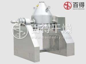 四合一双锥干燥机 结晶过滤洗涤干燥四合一多功能设备